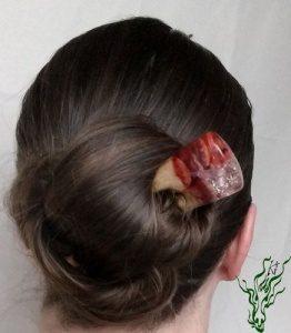 spok bun lange haare