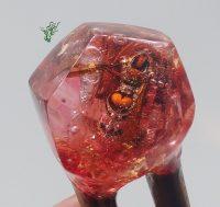 *Mit den Augen eines Insekts* Gletscherforke